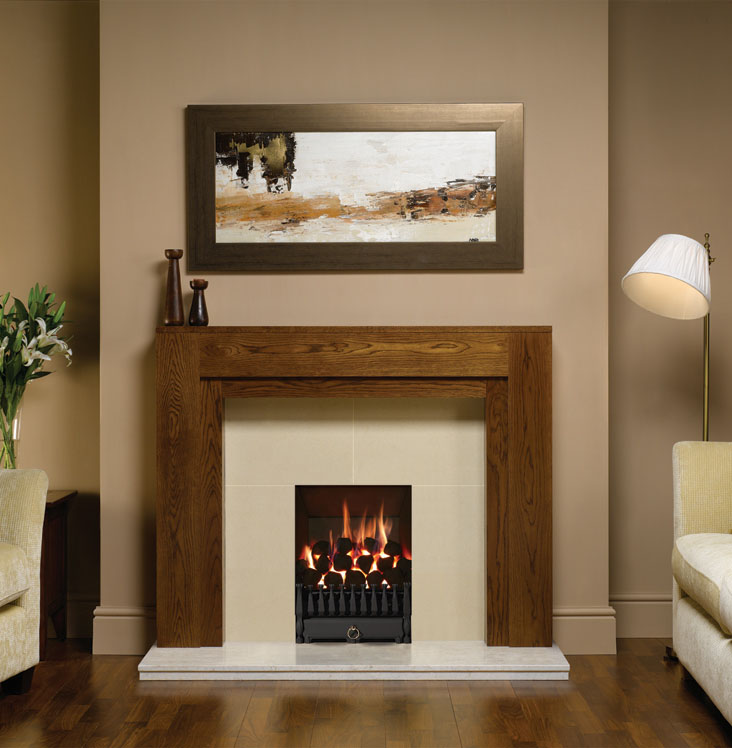 Gazco VFC Tapered Inset gas fire
