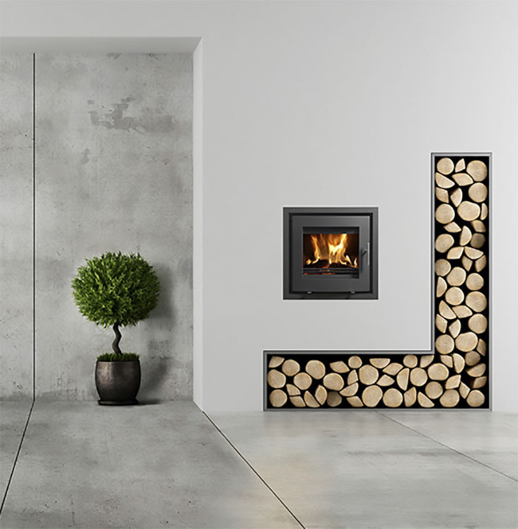 Westfire Uniq 23 Wood Burning & Multi-Fuel Stoves