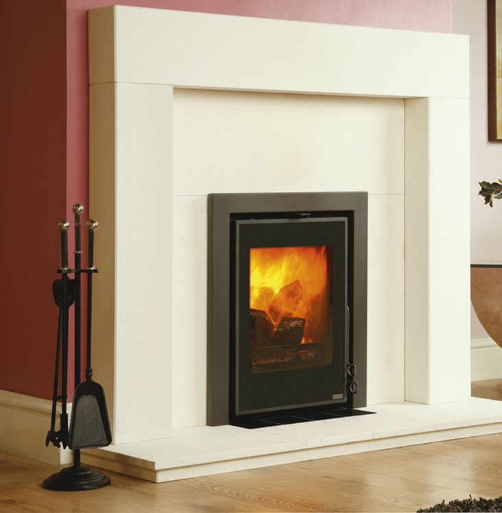 PEVEX SERENITY 40 INSET CONVECTOR STOVE