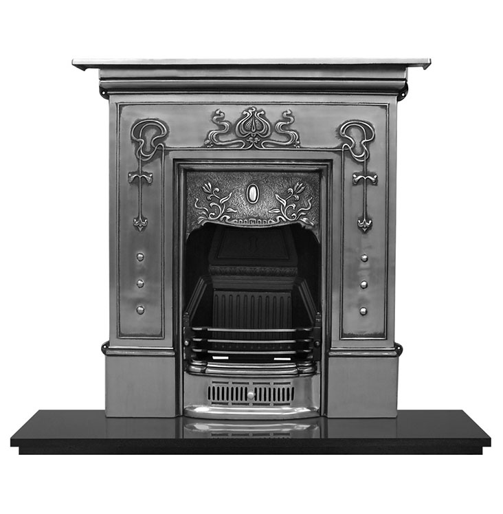 Carron Bella Cast Iron  traditional fireplace