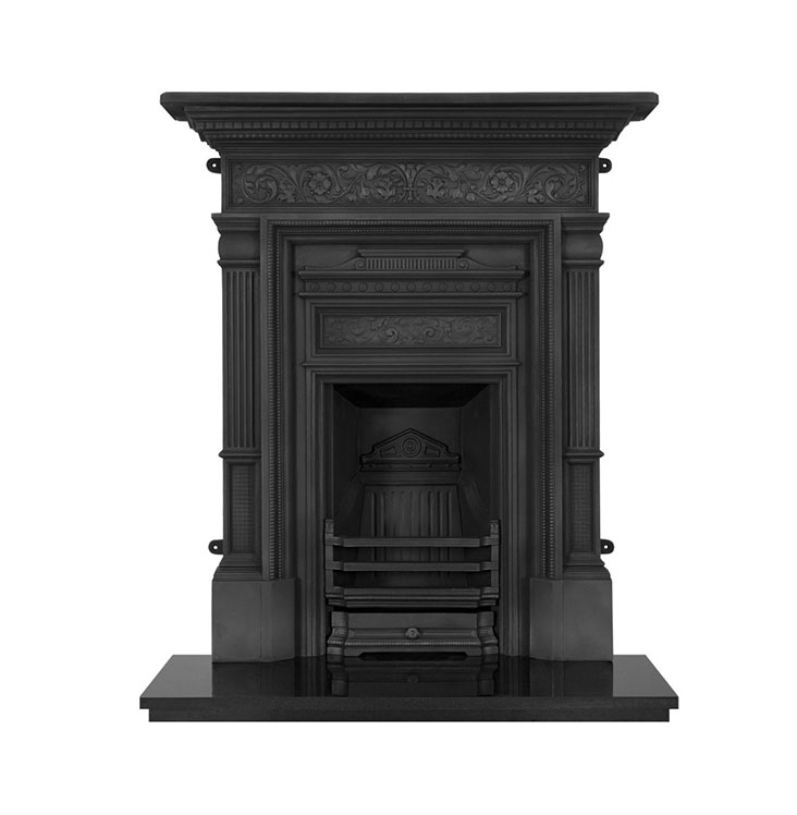 Carron Hamden Cast Iron traditional fireplace
