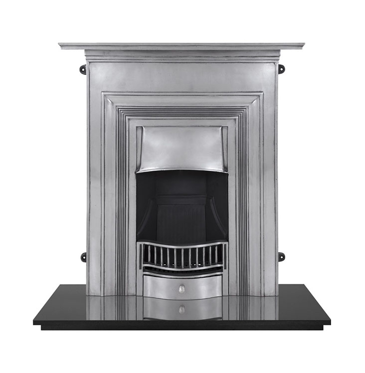 Carron Oxford Cast Iron traditional fireplace