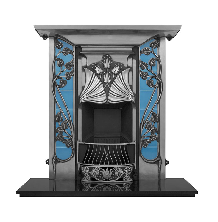 Carron Toulouse Cast Iron traditional fireplace