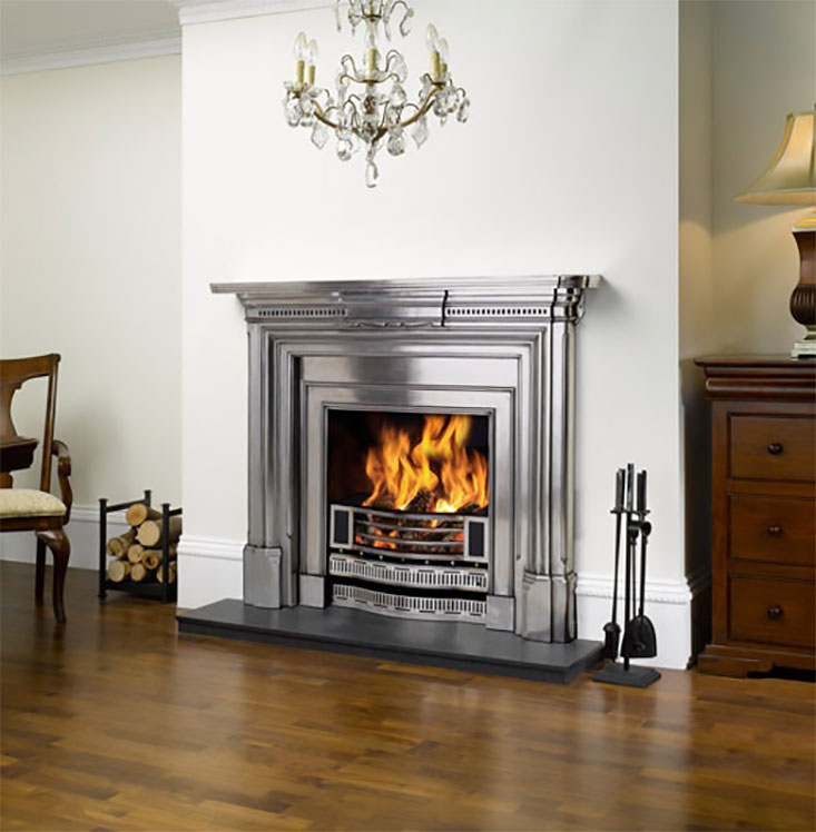STOVAX KNIGHTSBRIDGE INSERTS traditional fireplace