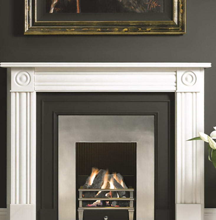 STOVAX LONDON CAST FRONTS traditional fireplace