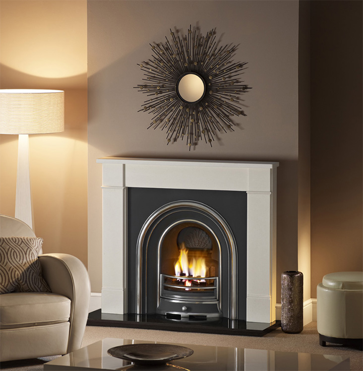 CAPITAL HERSHAM traditional fireplace